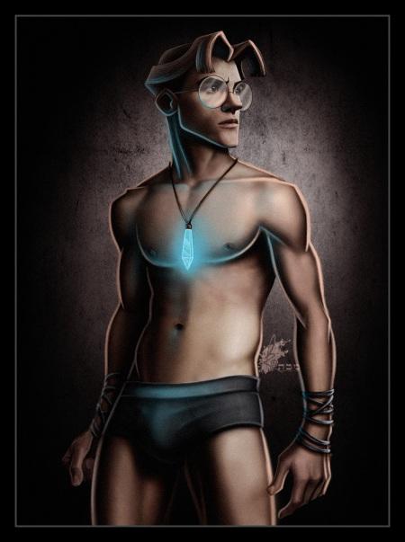 Milo Thatch from Atlantis